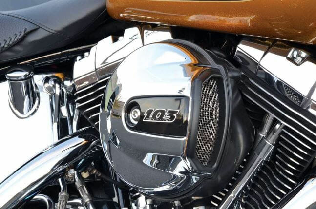 best air filters for harley 103