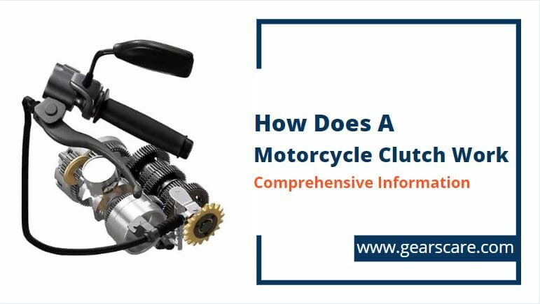 how motorcycle clutch work